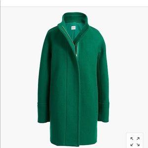 Jcrew new city coat